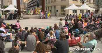 City of Regina cancels National Indigenous Peoples Day celebration due to coronavirus pandemic - Global News