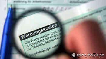 Steuererklärung 2020: Mit WISO Buhl bekommen Sie mindestens 600 Euro zurück | Geld - msl24.de