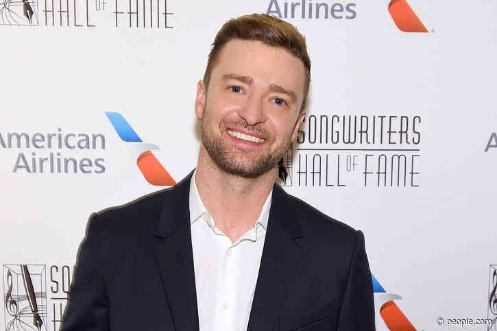 Justin Timberlake Answers Kids' Questions — and Reveals His Favorite Childhood Toy!