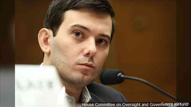 Pharma Bro wants out of prison to research coronavirus