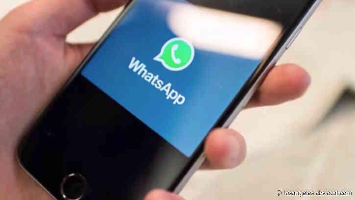 Whatsapp Limits Message-Forwarding To 'Slow The Spread' Of Coronavirus Misinformation