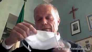 """Coronavirus, arrivate 4mila mascherine a Gaglianico. Maggia: """"Da martedì inizia la distribuzione"""" VIDEO - newsbiella.it"""