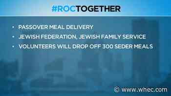 Passover celebrations in the era of social distancing