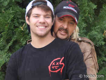 Joe Exotic's Husband Dillon Passage Reveals What 'Disgusted' Him In Tiger King, Talks Carole Baskin - TooFab