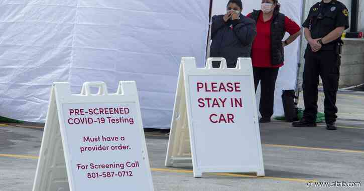 As COVID-19 testing slows, Utah has 1,738 cases and reports no new deaths