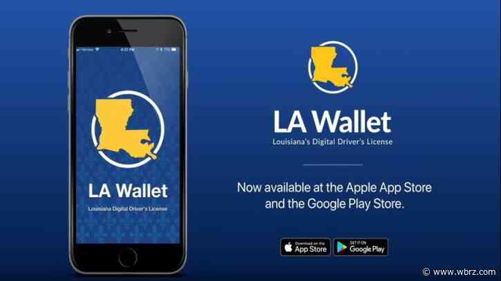 LA Wallet now offering license renewal through the app