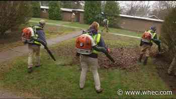 Landscapers considered essential during pandemic
