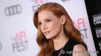 Jessica Chastain: She Rejected A Role In 'Doctor Strange' - NationEditions