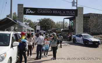 Parque Camino Real a Tula, paseo turístico para disfrutar en Tamaulipas | El Universal - El Universal