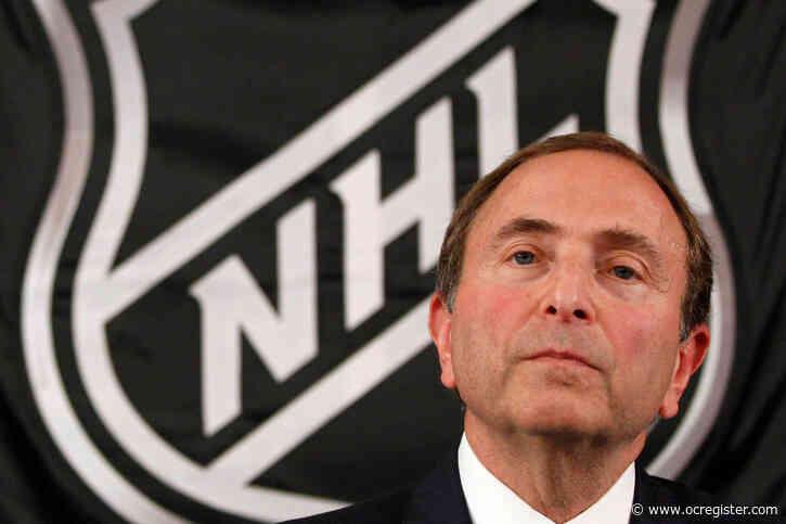 Gary Bettman uncertain NHL can complete regular season due to coronavirus