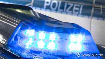 Hildesheim - Illegales Autorennen endet mit Crash - BILD