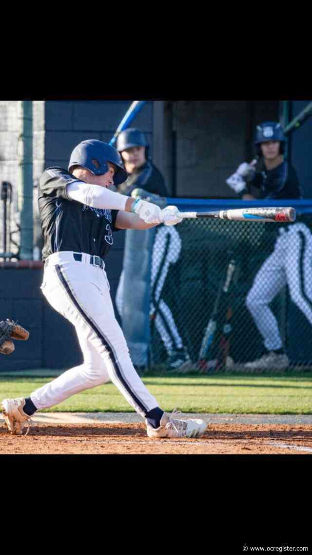 Player Memory: Trabuco Hills' Ryan Ball will miss 'just being able to play with the guys I love every day'