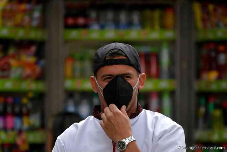 Coronavirus: San Bernardino County Orders Residents Wear Face Coverings When Leaving Home