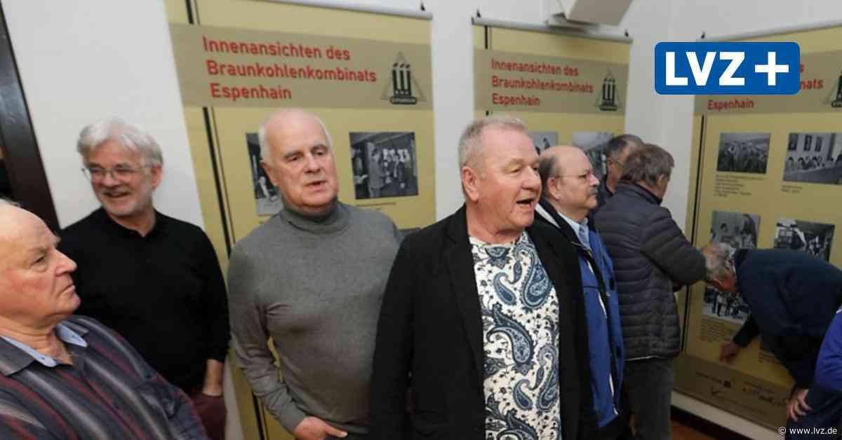 Innenansichten eines Kombinats - Fotoausstellung mit Bildern aus dem Werk Espenhain im Bornaer Museum - Leipziger Volkszeitung