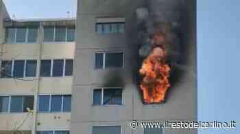 Incendio Castel Maggiore oggi, intossicata una persona. Video - il Resto del Carlino