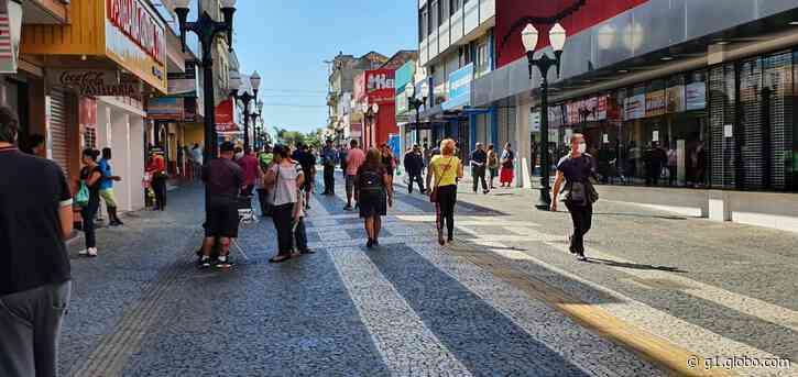 Comércio de Ponta Grossa reabre com escala e horário reduzido - G1