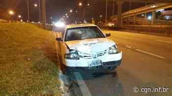 Pedestre morre atropelado em Campina Grande do Sul - CGN