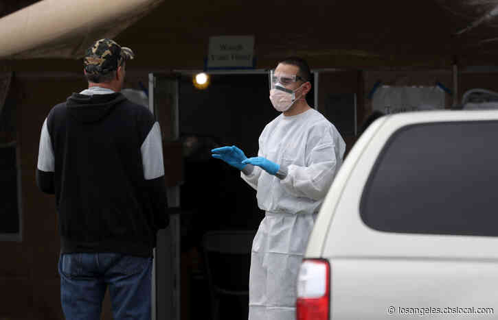 Coronavirus: Orange County Cases Near 1,000; Death Toll At 15