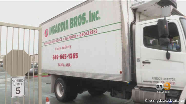 Santa Ana Produce Distributor Among Small Businesses Denied Paycheck Protection Loans