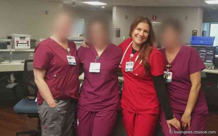 COVID Nurses Who Asked For Protective Gear On Social Media Placed On Unpaid Leave