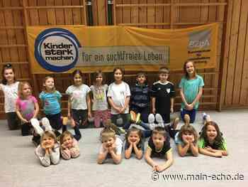 """Aktion: """"Kinder stark machen"""" beim Turnverein Niedernberg - Main-Echo"""