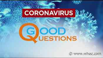 News10NBC Special Report: Infectious disease specialist answers your COVID-19 questions