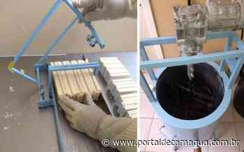 Presos da Penitenciária de Arroio dos Ratos produzem sabão para auxiliar no combate ao coronavírus - Portal de Camaquã