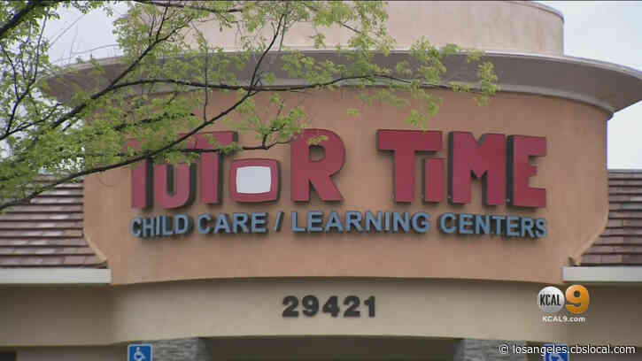 Child Care Centers Face Struggles As They Stay Open For Children Of Essential Workers Amid Coronavirus Shutdowns