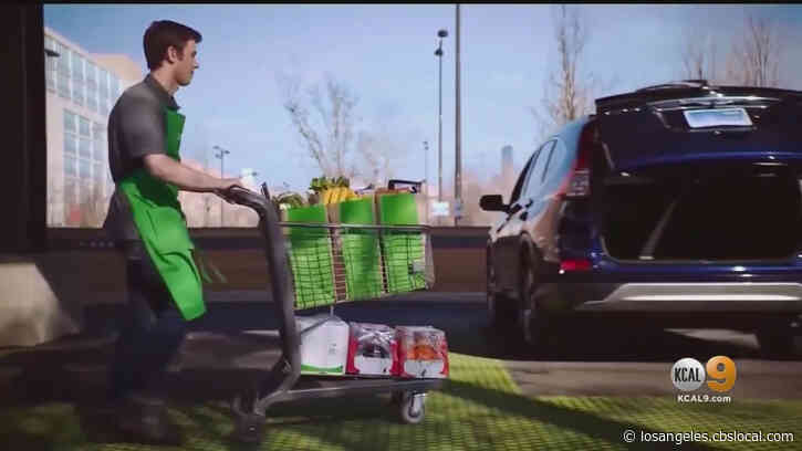 Instacart, Other Delivery Services Overwhelmed As More Residents Try To Avoid Grocery Shopping