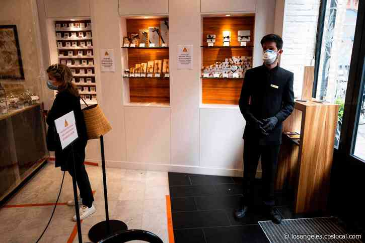 Coronavirus: Carson Votes To Require Face Masks In Public