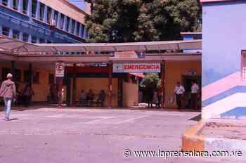 Denuncian que en El Tocuyo no hay atención en el hospital - La Prensa de Lara
