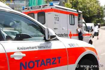 Schorndorf - 14-Jähriger stürzt Abhang hinab - Zeitungsverlag Waiblingen