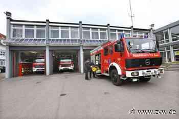 Plüderhausen/Urbach - Ein neuer Standort für die Feuerwehr? - Zeitungsverlag Waiblingen