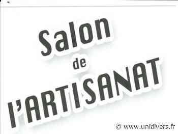 Salon de l'Artisanat – Journée artisanales gourmandes Biganos 4 avril 2020 - Unidivers