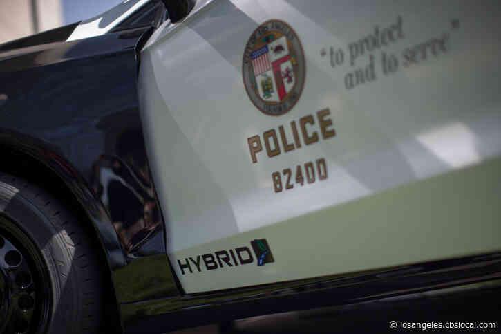 LAPD, LAFD Report Additional Cases Of Coronavirus; LA Sheriff's Department Establishes COVID Website