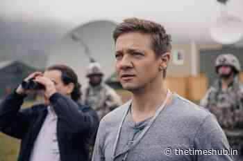 The Avengers star Jeremy Renner has released an album The Medicine - The Times Hub
