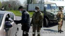 Coronavirus, macchine fermate da Esercito e Carabinieri a San Donato Milanese - Corriere dello Sport.it