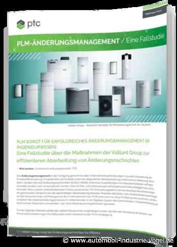 Besseres Änderungsmanagement im Ingenieurwesen mittels PLM - www.automobil-industrie.vogel.de