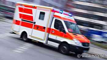 Lastwagen rammt Radfahrer: Mann im Krankenhaus - hna.de