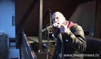 Balkon-Konzert in Lohfelden geht weiter (Video) - Hessennews TV