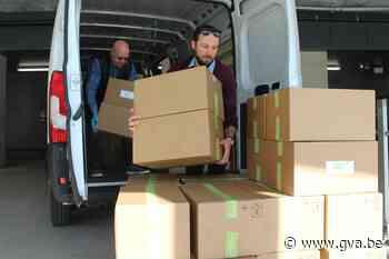 Nationaal groepscadeau voor zorgverleners: Kadonation schenk... (Mechelen) - Gazet van Antwerpen