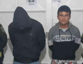 Capturados con droga en el municipio de Timbío | HSB Noticias - HSB Noticias