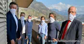 Coronavirus, tra dubbi su idoneità mascherine e scaldacollo di famiglia: Provincia di Bolzano sotto accusa - Il Fatto Quotidiano