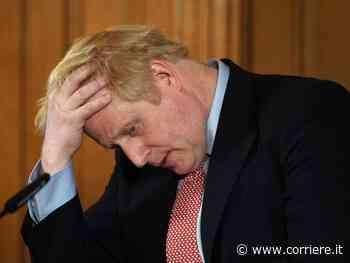 Coronavirus, Boris Johnson premier-pugile: anche i nemici oggi tifano per lui - Corriere della Sera