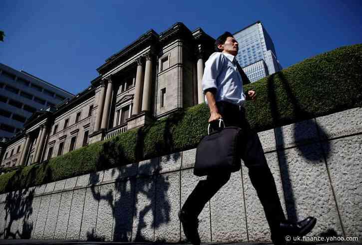 Exclusive: BOJ to project economic contraction as pandemic damage deepens - sources