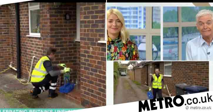 This Morning 'unsung hero' segment turns into disaster as milkman gets told off by angry customer: 'Stop delivering things I don't want'