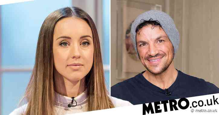 Peter Andre's wife Emily has been suffering with sleep and anxiety on coronavirus front line
