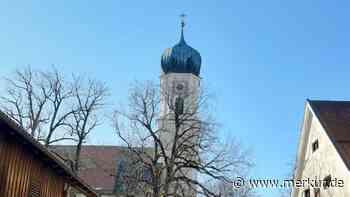 Passionsmusik vom Kirchturm der St. Peter und Paul-Kirche in Oberammergau | Oberammergau - Merkur.de