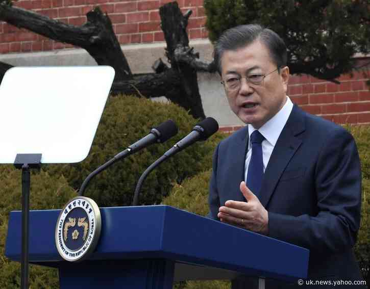 South Korea imposes new coronavirus travel restrictions, announces $29.5 billion in business aid