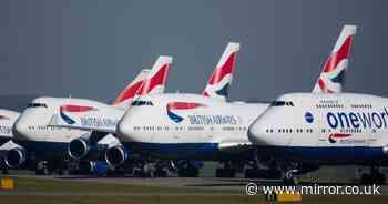 British Airways staff overwhelmingly approve furlough deal